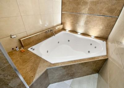 Jacuzzi Suite Terraza Nuevo Ostende Hotel Mar del Plata