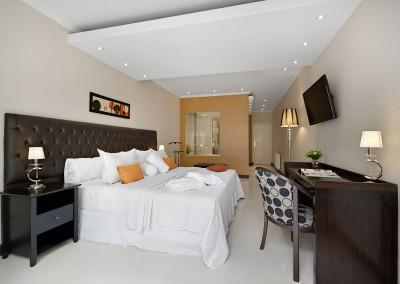Suite Terraza con Parrilla Nuevo Ostende Hotel Mar del Plata