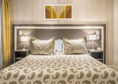 Habitación Accesible Nuevo Ostende Hotel Mar del Plata