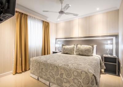 Habitación Superior Nuevo Ostende Hotel Mar del Plata