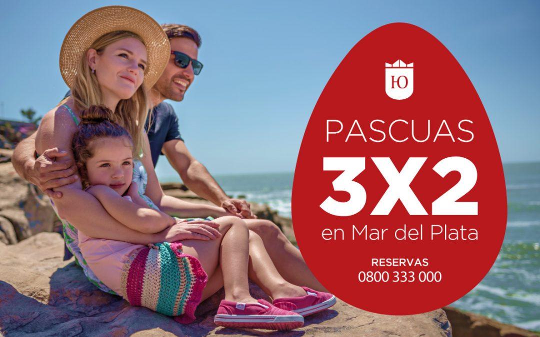 Pascuas en Mar del Plata