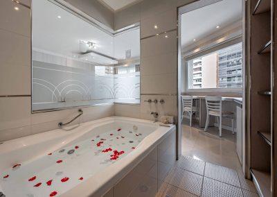 Baño Suite HNO - Mar del Plata Hotel