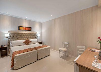 Suite Junior Nuevo Ostende Hotel Mar del Plata