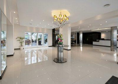 Lobby Nuevo Ostende Hotel Mar del Plata Centro