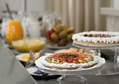 Desayuno Buffet Nuevo Ostende Hotel Mar del Plata