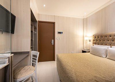 Habitación Estándar Nuevo Ostende Hotel Mar del Plata