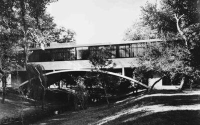 Conociendo la Casa del puente en Mar del Plata