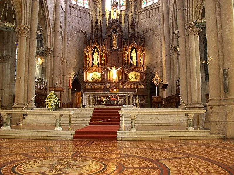 Una visita a la Catedral de Mar del Plata